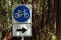 Free Bicycle Sign Stock Photos - 17551993