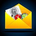 Free Web Icons Stock Photo - 17557510