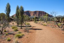 Free Australian Outback Stock Photography - 17550422