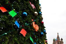 Free Christmas In Moscow Stock Photos - 17550453