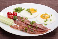 Free Bacon Royalty Free Stock Photos - 17550538