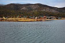Free Mountain Lake Stock Image - 17551441