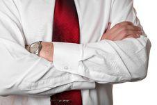 Free Businessman Suit Detail Stock Images - 17551974