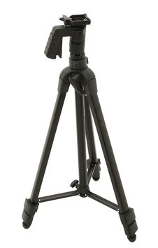 Free Black Camera Tripod Royalty Free Stock Image - 17552156