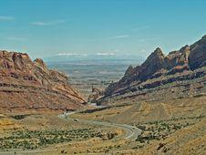 Free Wolf Canyon Utah Stock Photography - 17552552