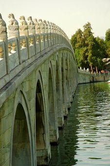 Free Summer Palace Yiheyuan Stock Images - 17554204