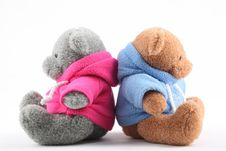 Free Teddy Bear Toy Royalty Free Stock Photo - 17556735
