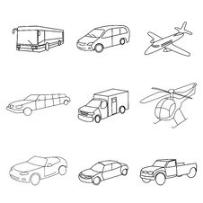 Free Sketchy Cargo Stock Images - 17557254