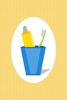 Free Dental Icons Stock Photos - 17557483