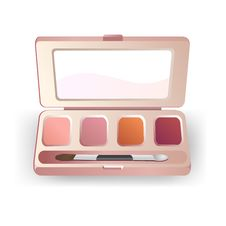 Free Makeup Box Royalty Free Stock Photos - 17557818