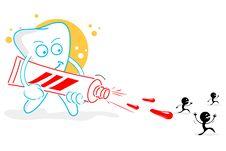 Free Happy Teeth Royalty Free Stock Photography - 17557887