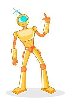 Free Creative Robot Stock Photo - 17558180