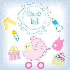 Free Kids Card Royalty Free Stock Photo - 17558415