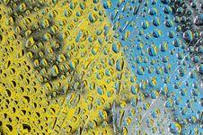 Color Water Drop