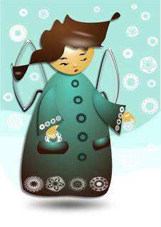 Free Angela Snow Stock Image - 17559791