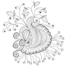 Free Doodle Element Royalty Free Stock Image - 17560606