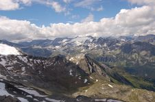 Free Alps Mountain In Austria In Sommer Stock Image - 17560851