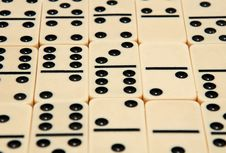 Free Many Of The Dice Dominoes Stock Photos - 17561183