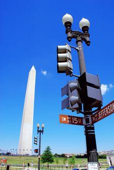 Free Washington Monument Stock Images - 17561784