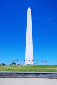 Free Washington Monument Royalty Free Stock Photos - 17561798