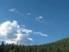 Free Big Sky Northern California Stock Photo - 17561890