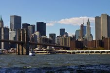 Free NYC View Stock Photography - 17562732