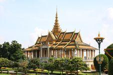 Free Phnompenh Royalty Free Stock Photos - 17564518