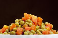 Free Canned Peas Stock Image - 17565991