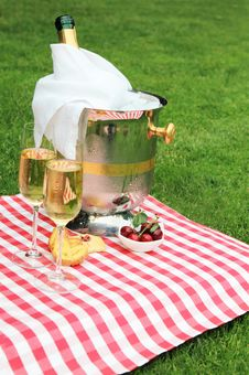 Free Summer Picnic Stock Photos - 17566423