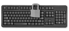 Free Keyboard With Padlock On Enter. Stock Photos - 17566603