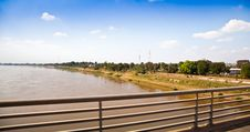 Free Left Side Of Mekong River Stock Photography - 17567132
