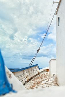 Free Ship Deck Stock Photography - 17569782