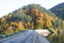 Autumn View Royalty Free Stock Photos