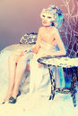 Free Vogue Winter Royalty Free Stock Photography - 17570407