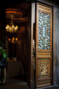 Free Chinese Traditional Door Royalty Free Stock Images - 17570579