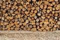 Free Firewood Royalty Free Stock Photo - 17573575