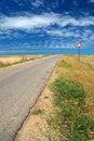 Free Road In Desert Royalty Free Stock Photos - 17576678