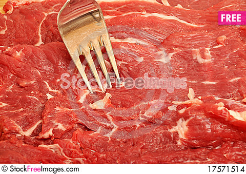 Free Raw Meat Stock Images - 17571514