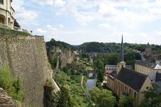Free Luxembourg View Stock Photo - 17570260