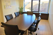 Free Meeting Table Stock Image - 17571241