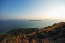 Free Andaman Sea Scenic View Royalty Free Stock Photo - 17571565