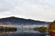 Free Grasmere In Autumn Stock Photography - 17574452