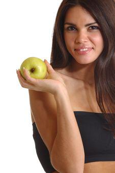 Free Eat Apple Royalty Free Stock Image - 17575306