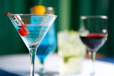 Free Cocktail Stock Photo - 17576180