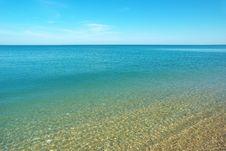 Sea Horizon Royalty Free Stock Photo