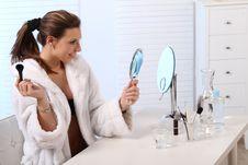 Free Beauty Care Stock Image - 17576961