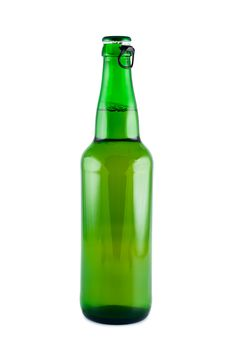 Free Bottle Of Beer. Royalty Free Stock Image - 17577816