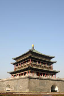 Xian China Royalty Free Stock Image