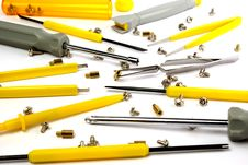 Free Tools Stock Photography - 17578512