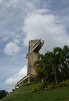 Free Large Cross At Ponce Puerto Rico USA Royalty Free Stock Photos - 17578738